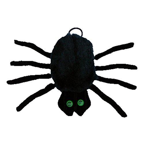 Spassprofi Riesengroße Sich bewegende Spinne Scherzartikel Halloween