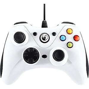 NACON Controller PCGC-100WHITE Gamepad Gamepad