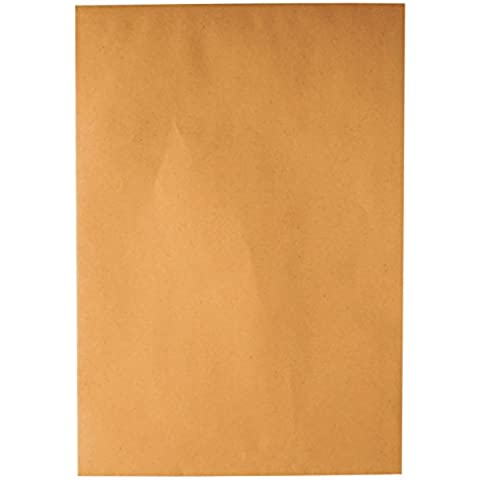 Idena 10244 - Sobre (tamaño DIN B4, 110 g/m², autoadhesivo, sin ventanas, con base de papel, 250 unidades, FSC reciclado), color