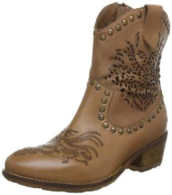 Bronx Women's BX 407-755C21 Boots Brown Braun (mid brown 21) Size: 36
