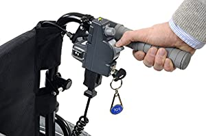 TGA Duo Wheelchair Powerpack - Blue