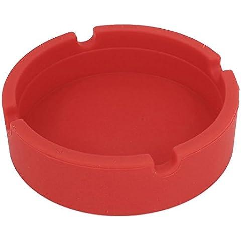 Inicio de silicona botella de vino taza de café Jugo Coaster envase rojo