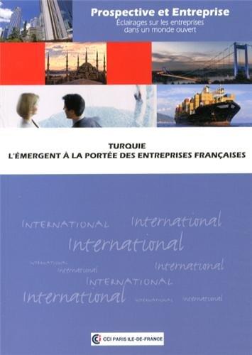 Turquie, l'émergent à la portée des entreprises françaises par Romain Saudrais