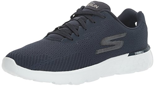 Skechers Men Go Run 400 Multisport Outdoor Shoes, Blue (Navy), 9 UK...