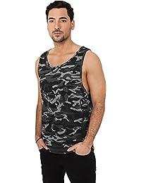 Débardeur Homme militaire style camouflage 100% Cotton UC Camo Big Tank Jersey