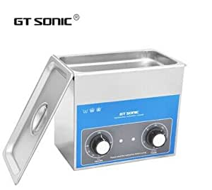 VGT-1730QT Mechanical Ultrasonic Cleaner Used for Electronics Hardware Medical Tattoo Jewelry Stores Mechanical Engineering Watches Jewelry Car Mechanics Dentists Hospitals Dental Lab Instrument Chemical industry Sold by LMM Dental