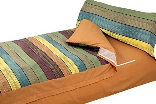 Saco Nórdico Rayas PARKET para cama de 90x190/200