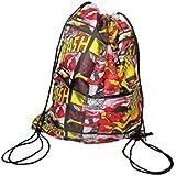 The Flash Comic Book Pump Gym Bag