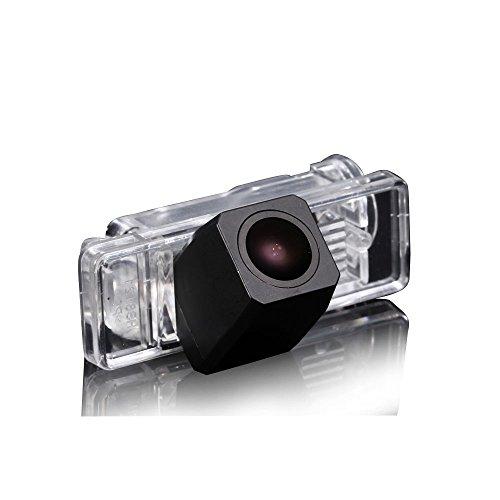 Dynavision Einparkhilfe,Kamera für Nummerschildbeleuchtung,Kennzeichenbeleuchtung Farb Rückfahrkamera für Mercedes Benz Viano 2004-2012 Vito 2004-2012 Sprinter 2004-onwards,W639