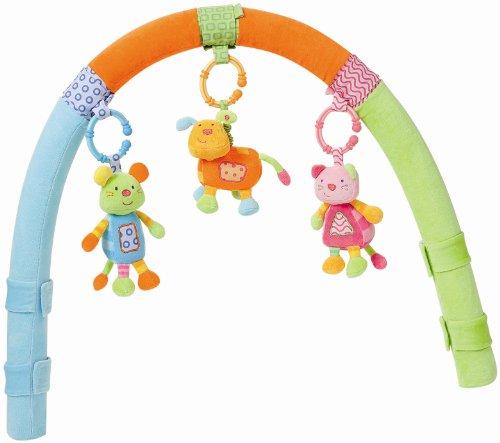 Babysun Accessoire de Lit Arches d'Activités pour Lit Robots