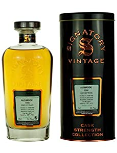 Auchroisk 27 Year Old 1990 Signatory Cask Strength by Auchroisk
