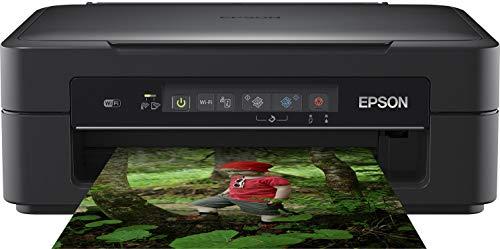 Asequible y compacto equipo para impresión, escaneado y copia con capacidad Wi-Fi, impresión móvil y cartuchos independientes. El Expression Home XP-225 pertenece a la gama de multifunción de inyección de tinta domésticos más compactos de Epson. Ofre...