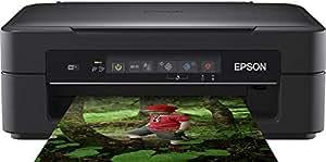 Epson Expression Home XP 255 Multifunzione Compatto con Wi-Fi, Nero