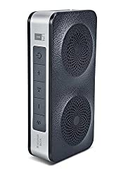 iBall Soundbox Portable Bluetooth Speaker with Mic / Aux Input / Built-in FM Radio