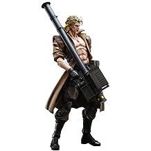 Metal Gear Solid Play Arts Kai Liquid Snake Action Figure