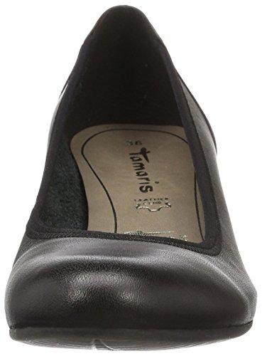 Tamaris 22320, Scarpe con Tacco Donna Nero (Black 001)