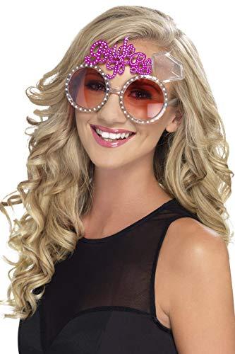 Smiffys - Bride to Be - Zukünftige Braut - Brille
