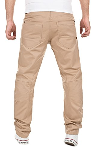 !SOLID HERREN ANTI-FIT CHINO HOSE BY SOLID JEANS Beige