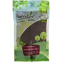 Food to Live Las semillas de brócoli para brotar (Kosher) (8 ounce)