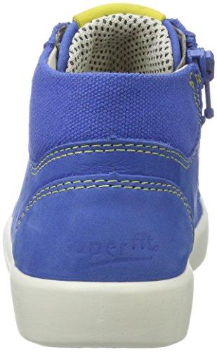 Superfit Jungen Marley Hohe Sneakers Blau (Bluet Kombi 85)