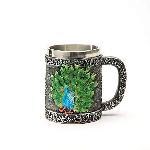 Me Halloween Harz Tasse Doppel Edelstahl Kaffeetasse