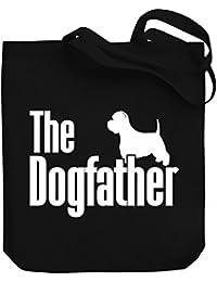 Teeburon The dogfather West Highland White Terrier Bolsa de Lona