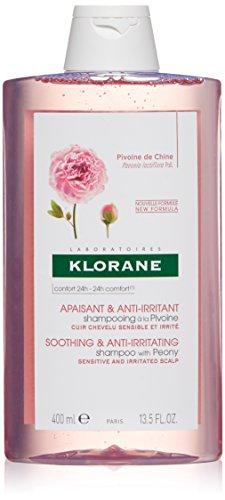 KLORANE Champú Extracto Peonía 400 ml
