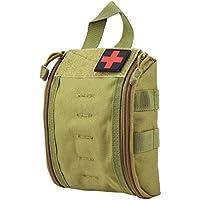 Ironheel Tasche, Outdoor Tragbare Erste-Hilfe-Tasche Taktische Medizinische Fall Multifunktionale Hüfttasche Camping... preisvergleich bei billige-tabletten.eu