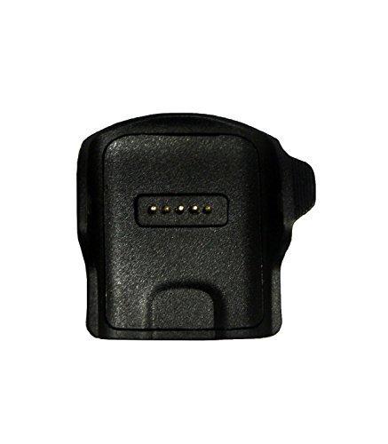 USB Station d'accueil Socle de chargement pour Samsung Galaxy Gear Fit Noir