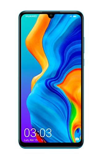 huawei p30 lite peacock blue 6.15 4gb/128gb dual sim
