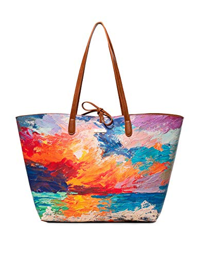 Desigual Bag Landscape Nimbus Capri Max Women - Bo...