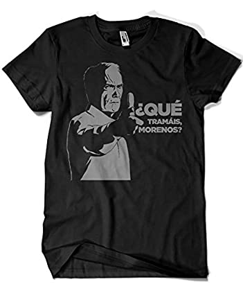 1302-Camiseta Clint Eastwood - Gran Torino (Mos...