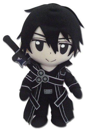 Sword Art Online Kirito Peluche Figurine (23cm)