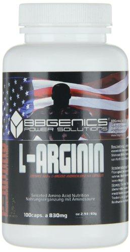 BB Genics L-Arginin