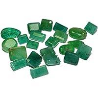 Piedras preciosas esmeralda natural & facettiert 15.94quilates