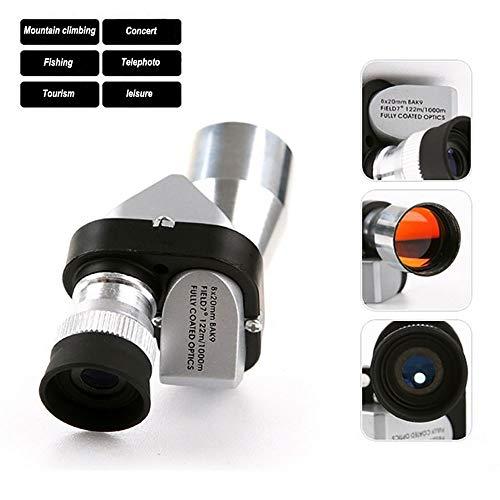 Big seller 8x20 Dual Focus Optics Zoom-Monokularteleskop, Tagessicht,...