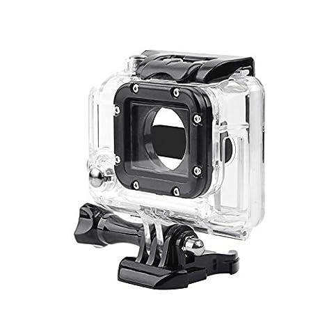 SHOOT Boîtier pour Gopro 3 Skeleton Caisson de protection Coque du mont Case Side Ouvert Housing pour GoPro HERO 3 Caméra Accessories