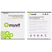 Muvit MUBAT0048 - Batería para Samsung Galaxy Core Prime, 2000 mAh