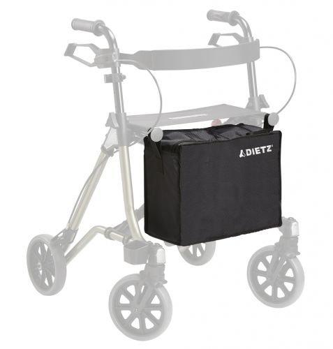 Dietz Rollator Tasche für Taima S GT / Taima XC - Schließen Sie Netz -