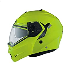 Caberg Sintesi Shadow - Casco DVS con Bluetooth para moto, color negro