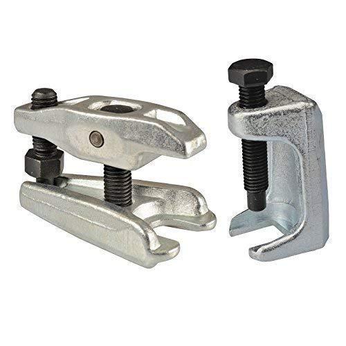 2 tlg. Kugelgelenk Abzieher I Spurstangenkopf Ausdrücker I Traggelenk Werkzeug I Universal für viele Autohersteller -