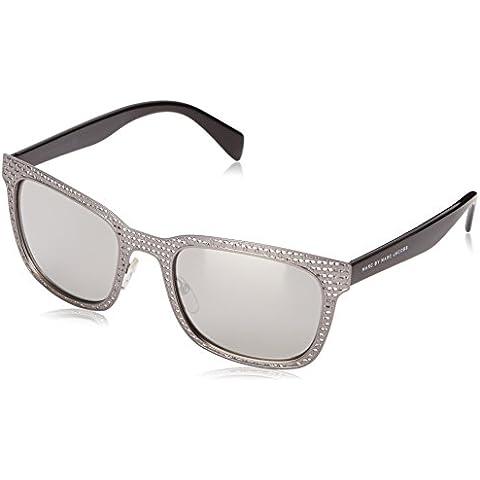 Marc By Marc Jacobs - Gafas de sol Wayfarer MMJ436S 0TRH MMJ 436/S SS, TRH