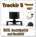 Naturalpoint - Conjunto TrackIR para gamer (5 piezas)