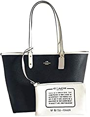 Coach Bag For Women,Black - Tote Bags