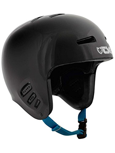 TSG Helm Dawn Wakeboard Casco, Unisex, Negro (Black), L/XL