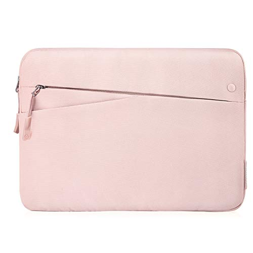 "tomtoc 13""-13,5\"" Laptop Sleeve Tasche kompatibel mit Alt 13,3\"" MacBook Air, 13\"" MacBook Pro Retina 2012-2015, 13,5\"" Surface Book, Surface Laptop 2017, Notebook Schutz Hülle, Rosa"