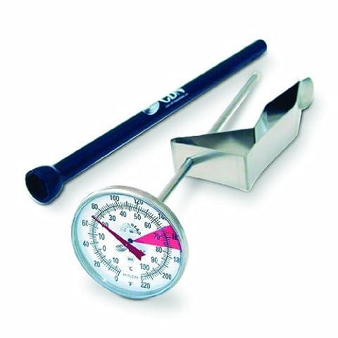 CDN Proaccurate Insta-Read Frothing Thermometer Espresso/Latte/Coffee Milk NEW