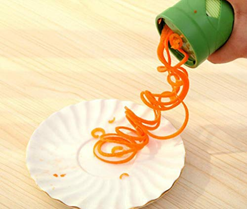 Mitlfuny -> Haus & Garten -> Küche,Obst und Gemüse Twister Easy Garnish Veggie Processing ()