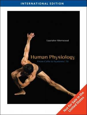 [(Human Physiology : From Cells to Systems)] [By (author) Lauralee Sherwood] published on (February, 2009)