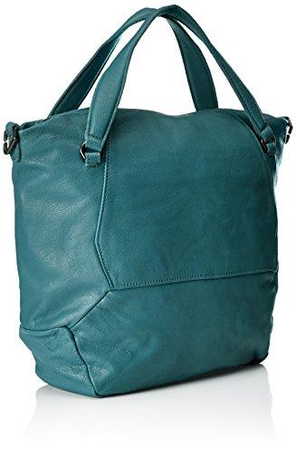 Liebeskind Berlin Ladies Manhattan Multpi Borsa, 15x30x27 Cm Verde (verde Muschio)